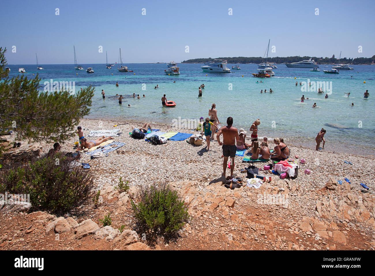 Île Sainte Margerite Stockfotos & Île Sainte Margerite Bilder - Alamy