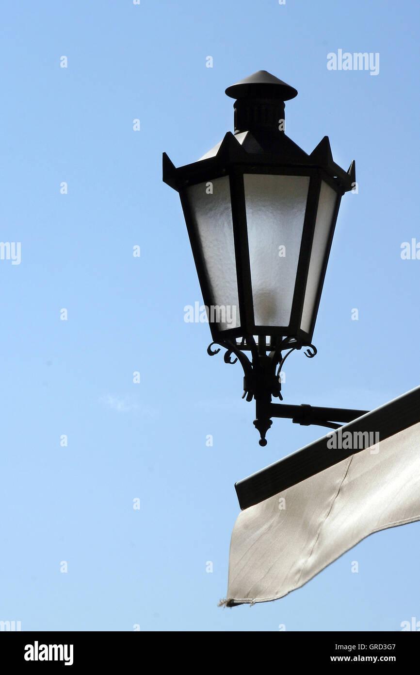 Beleuchtung Lampe Stockbild