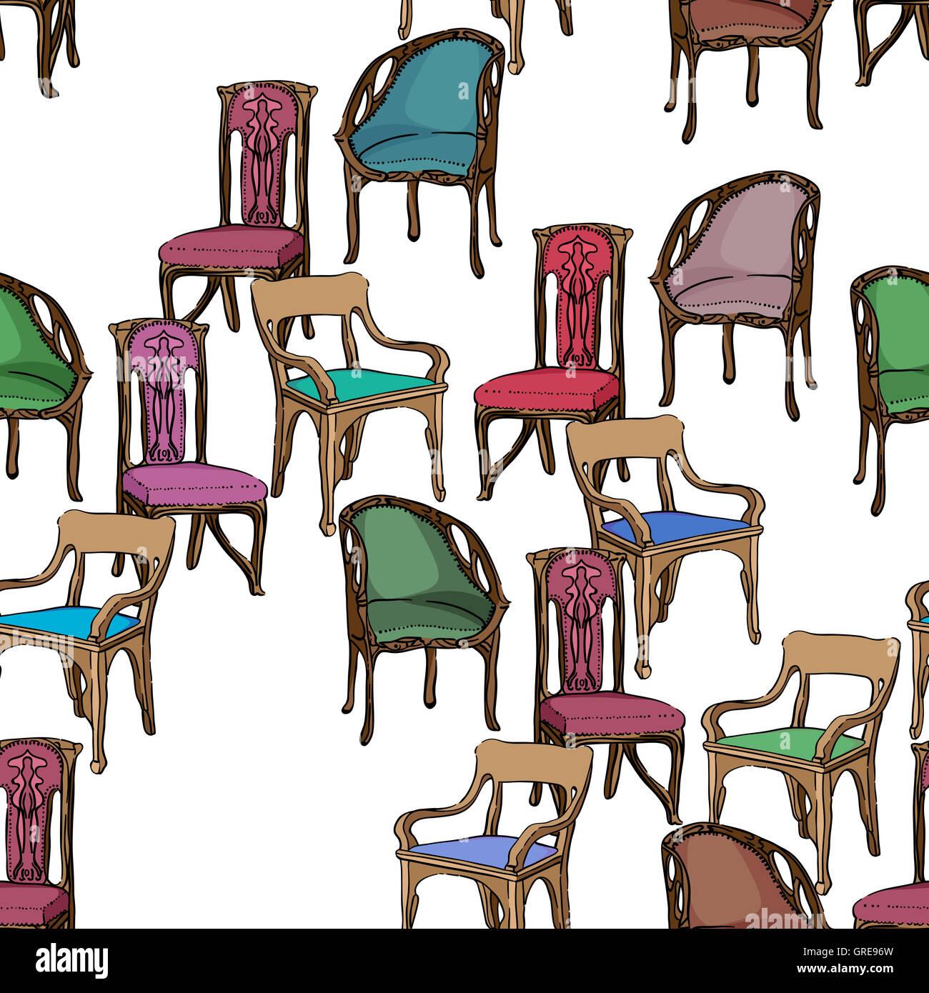 Jugendstil Möbel Stockfotos Jugendstil Möbel Bilder Alamy
