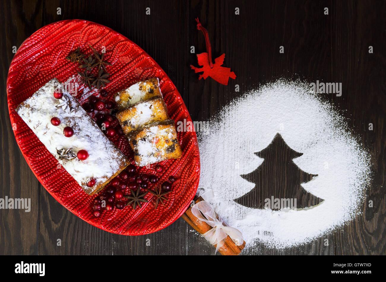 Crochet Christmas Decoration Stockfotos & Crochet Christmas ...