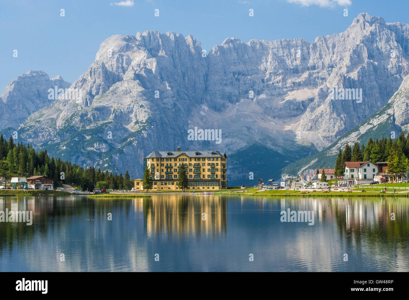 Misurina Grand Hotel