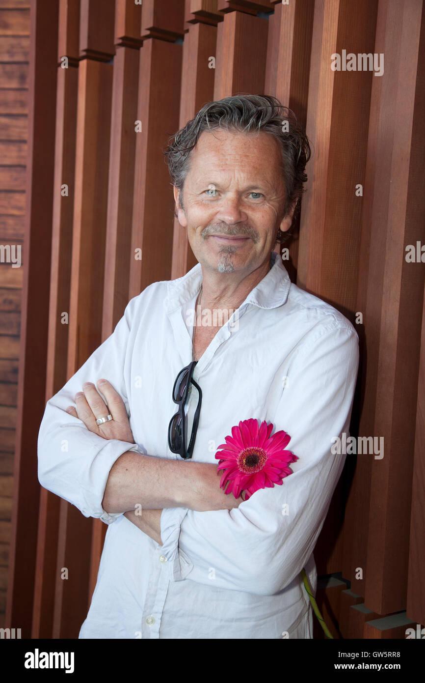 ANDERS GLENMARK schwedische Musikproduzent Stockbild