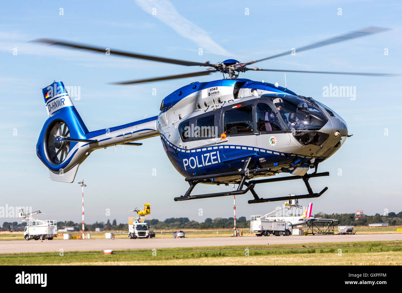 Polizeihubschrauber Köln