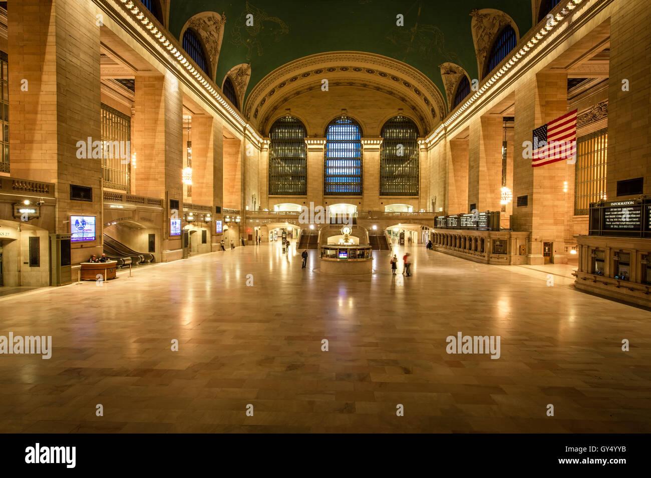 Grand Central Terminal Stockbild
