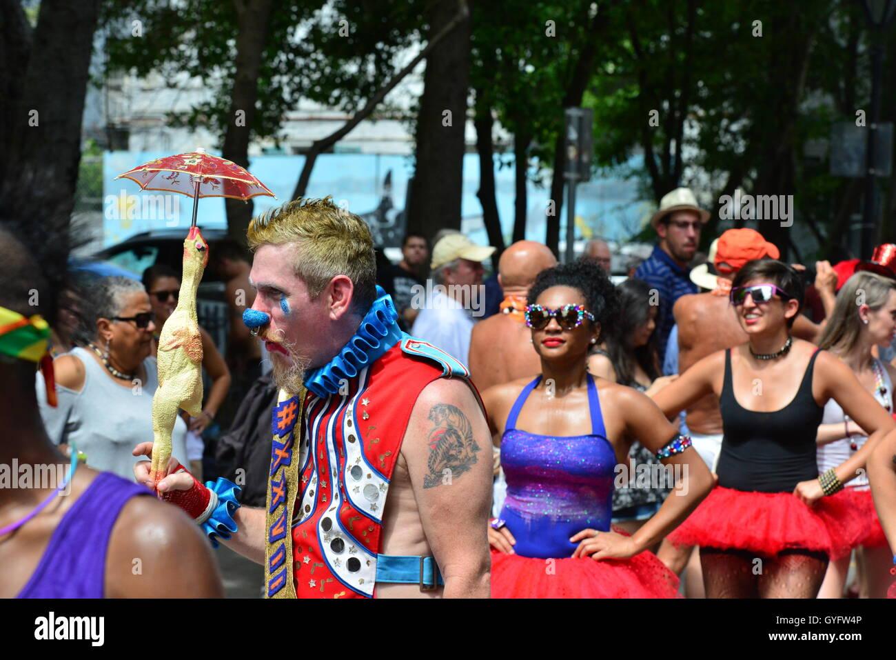 Dekadenz Parade New Orleans