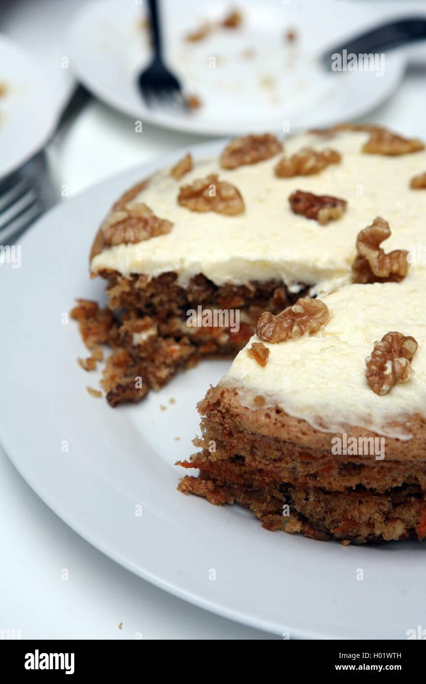 Buro Bake Off Hausgemachte Kuchen Stockfoto Bild 120514817 Alamy