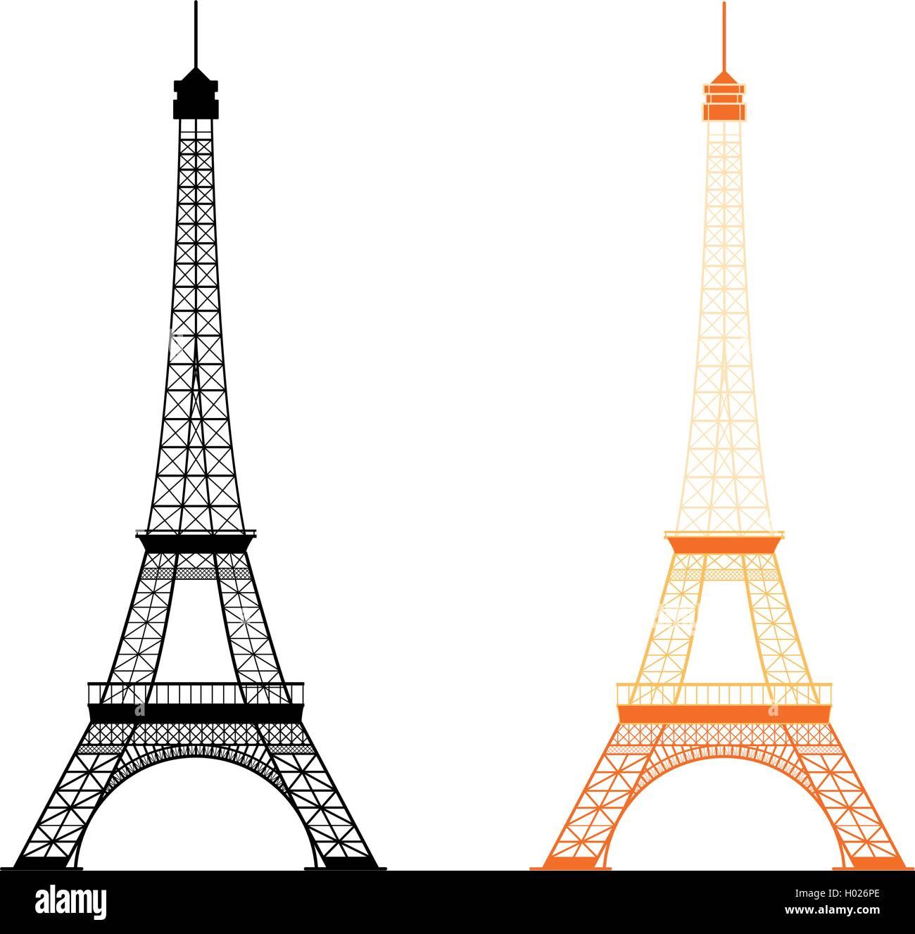 Beste Karton Eiffelturm Vorlage Zeitgenössisch - Entry Level Resume ...