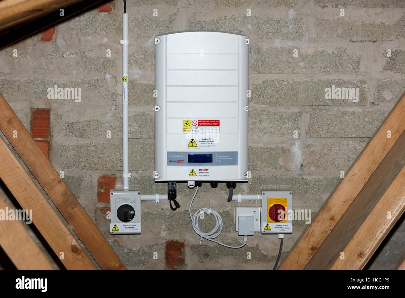 Solaredge wechselrichter