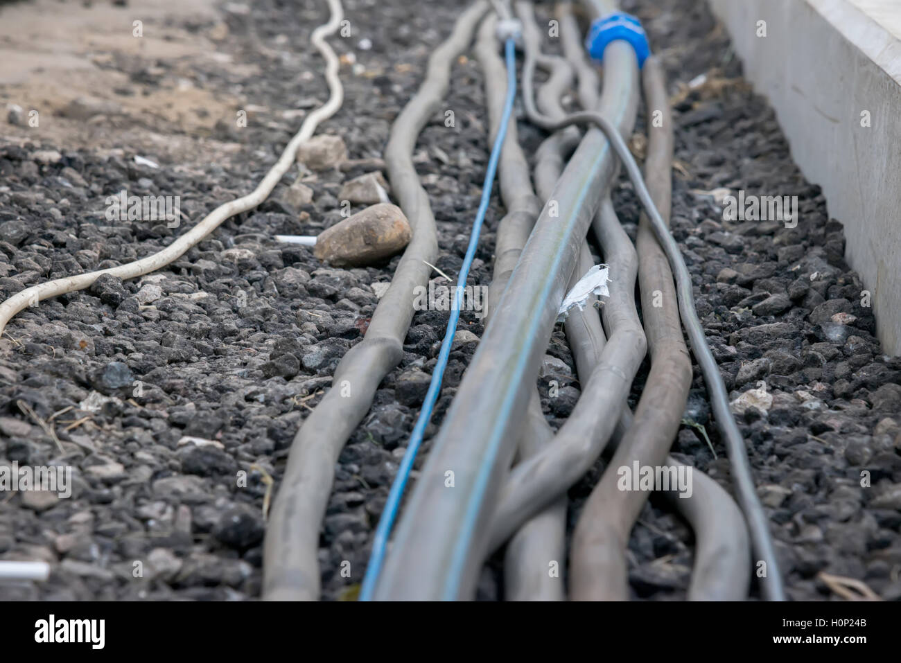 Grounding Cable Stockfotos & Grounding Cable Bilder - Alamy