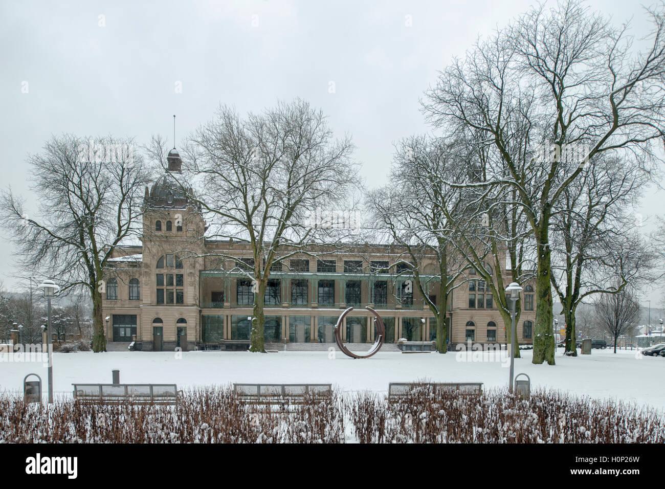 Stadthalle stockfotos stadthalle bilder alamy for Hotel wuppertal elberfeld
