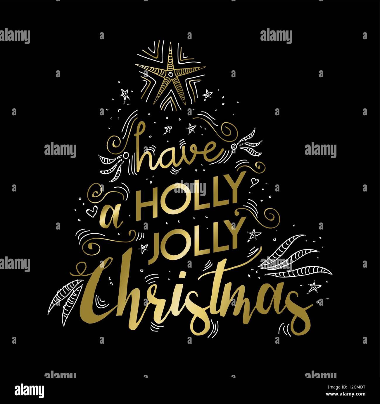 Frohe Weihnachten Gold.Frohe Weihnachten Gold Luxus Design Schriftzug Happy Xmas Wunsch