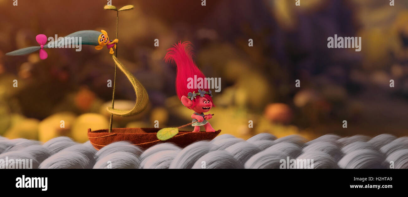 Trolle ist eine bevorstehende 2016 American 3D Computer-animierte ...