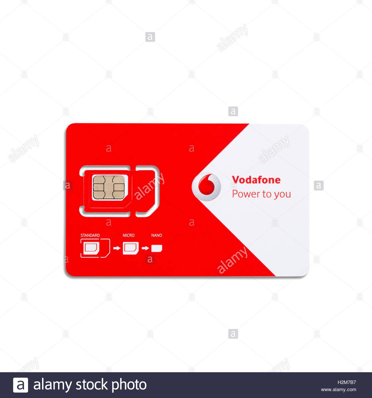 Sim Karte Tauschen Vodafone