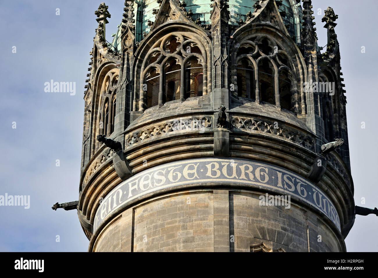 Wittenberg Deutschland 2 Oktober 2016 Ein Zitat Von