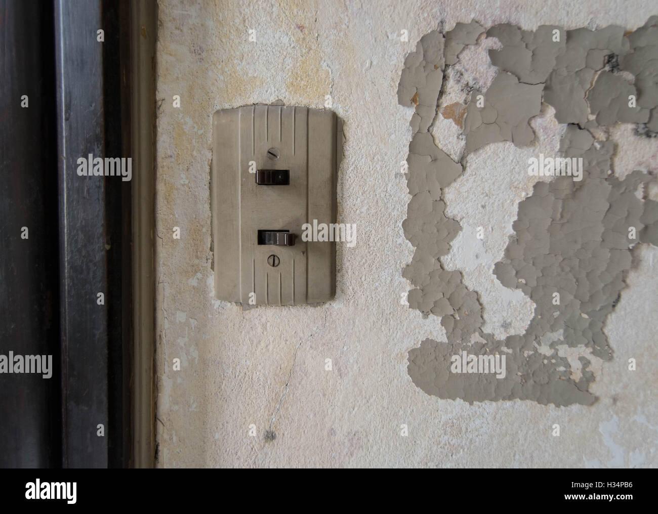 Old Switch Stockfotos & Old Switch Bilder - Alamy