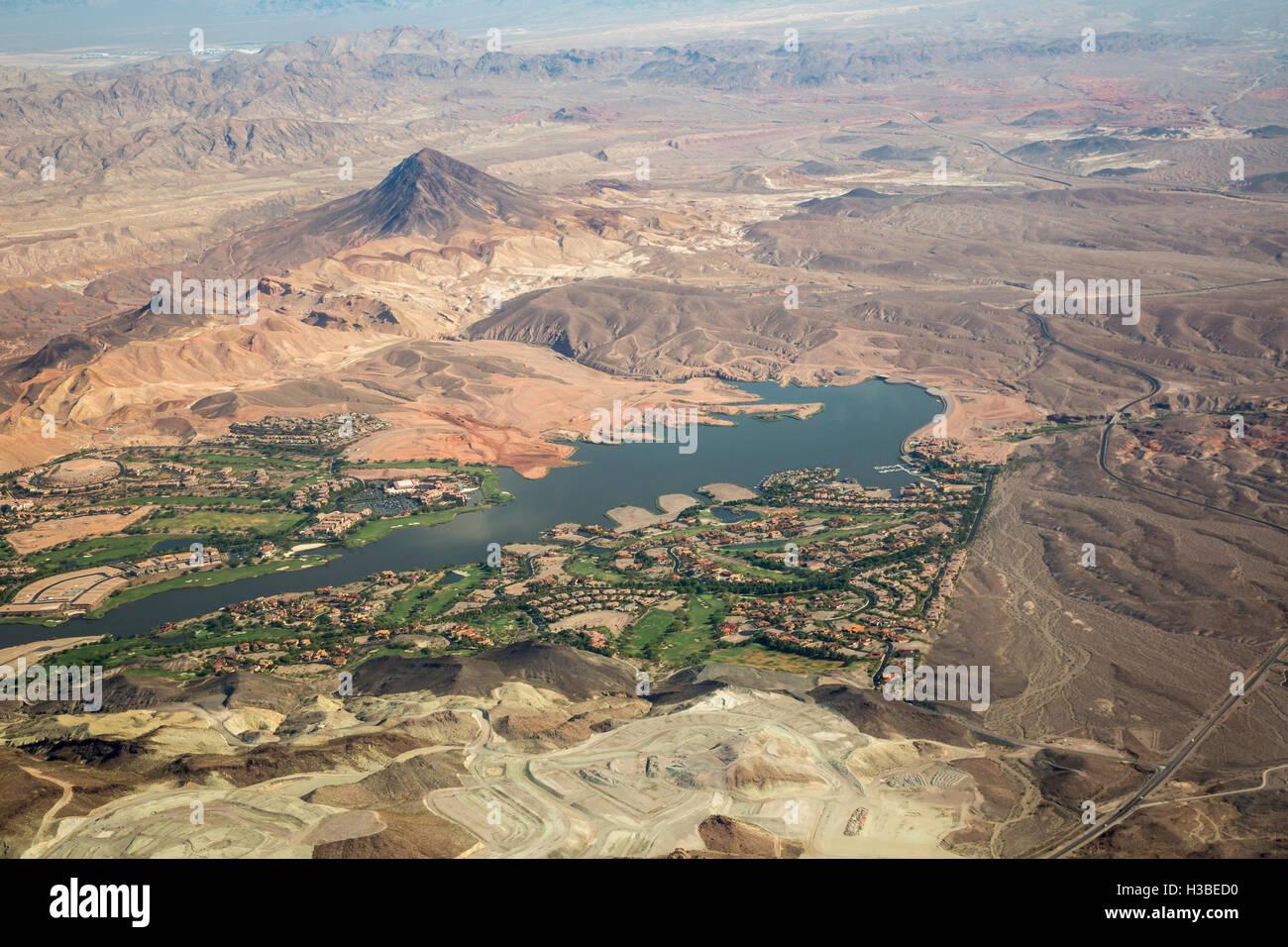 Las Vegas Wüste