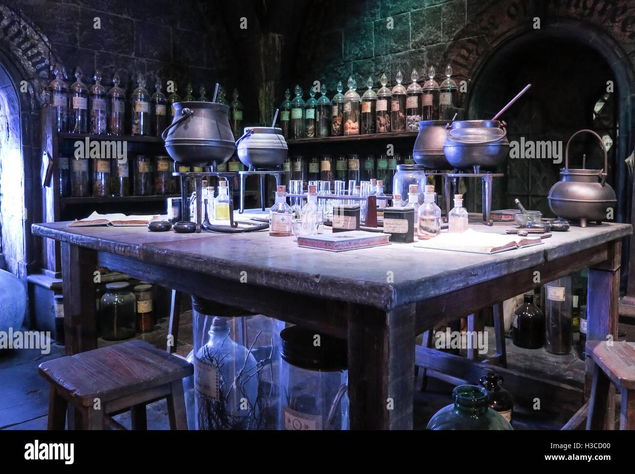 hogwarts stockfotos hogwarts bilder alamy. Black Bedroom Furniture Sets. Home Design Ideas