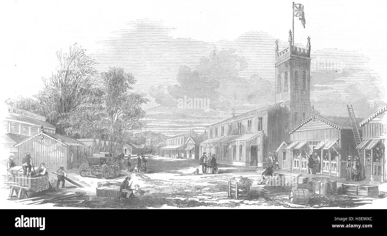 Hausbau Trier glos clift eisen hausbau funktioniert in der nähe bristol 1854
