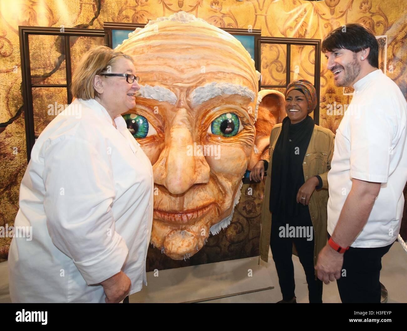 Blickfang Meister Koch Referenz Von (links Nach Rechts) Tv-koch Rosemary Shrager, Great