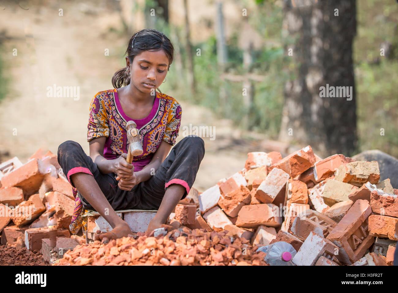 Bangladesch Mädchen auf der Suche nach einer Ehe