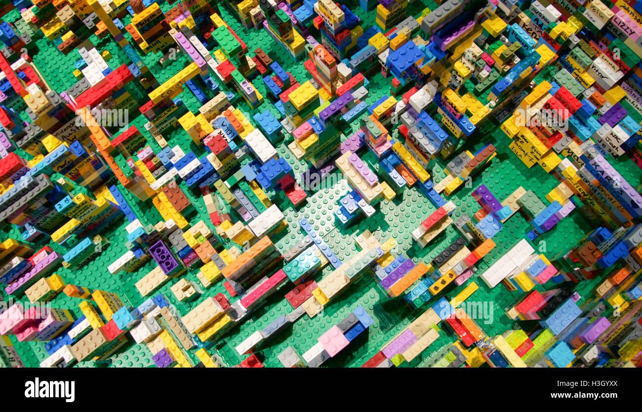 Grüne Legosteine LEGO Bausteine & Bauzubehör Baukästen & Konstruktion