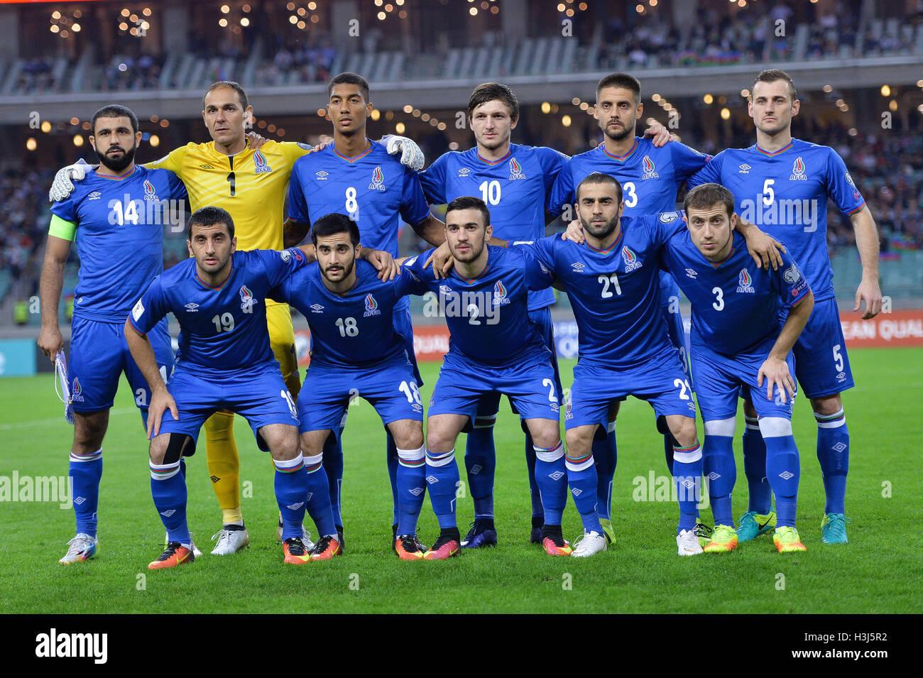 Fußball Aserbaidschan
