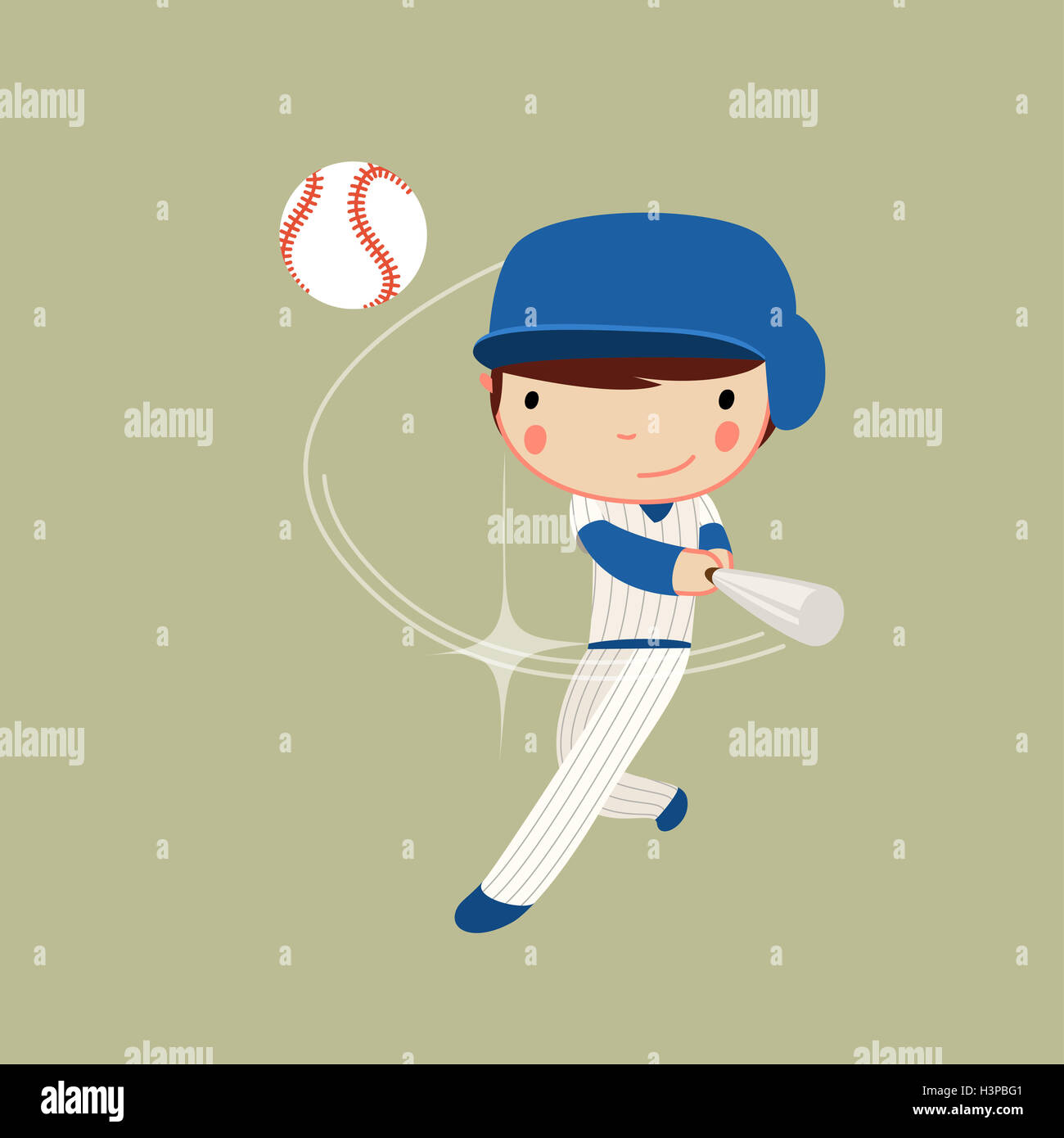 Cap Drawing Baseball Stockfotos & Cap Drawing Baseball Bilder ...
