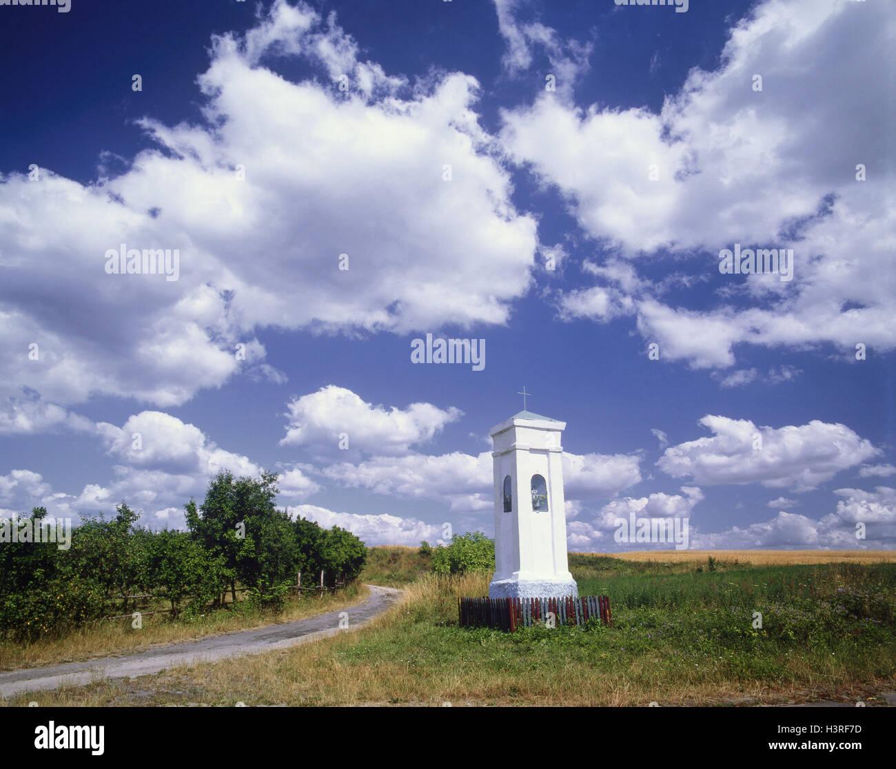 Polen, Masuren, Bildstock Stockbild