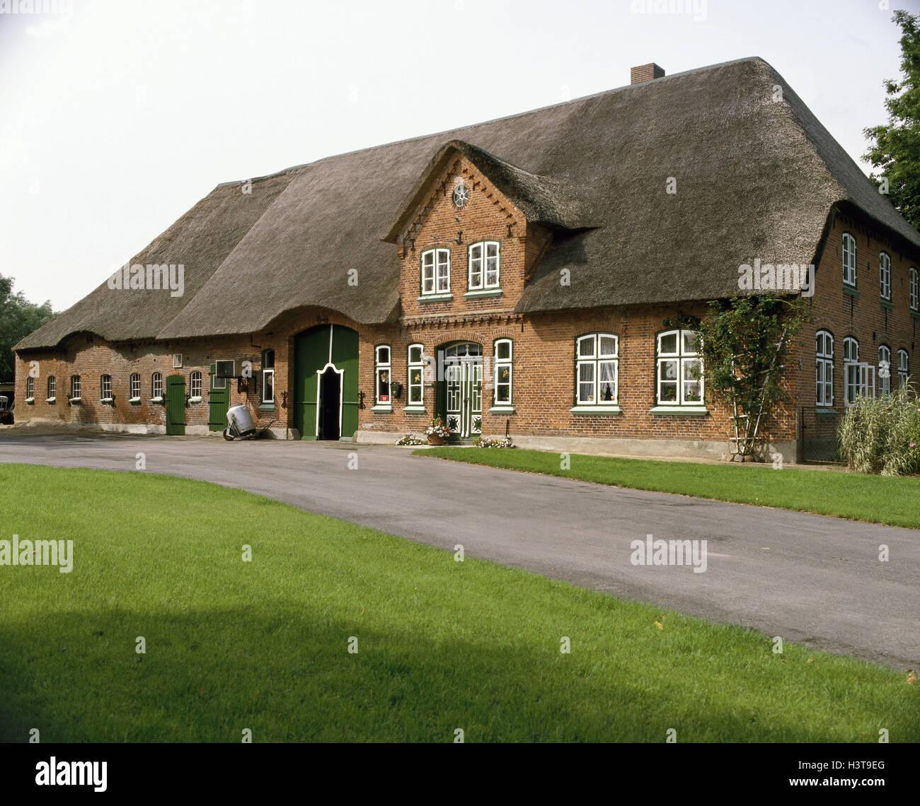 Kiel Architektur deutschland schleswig holstein bauernhof in der nähe kiel