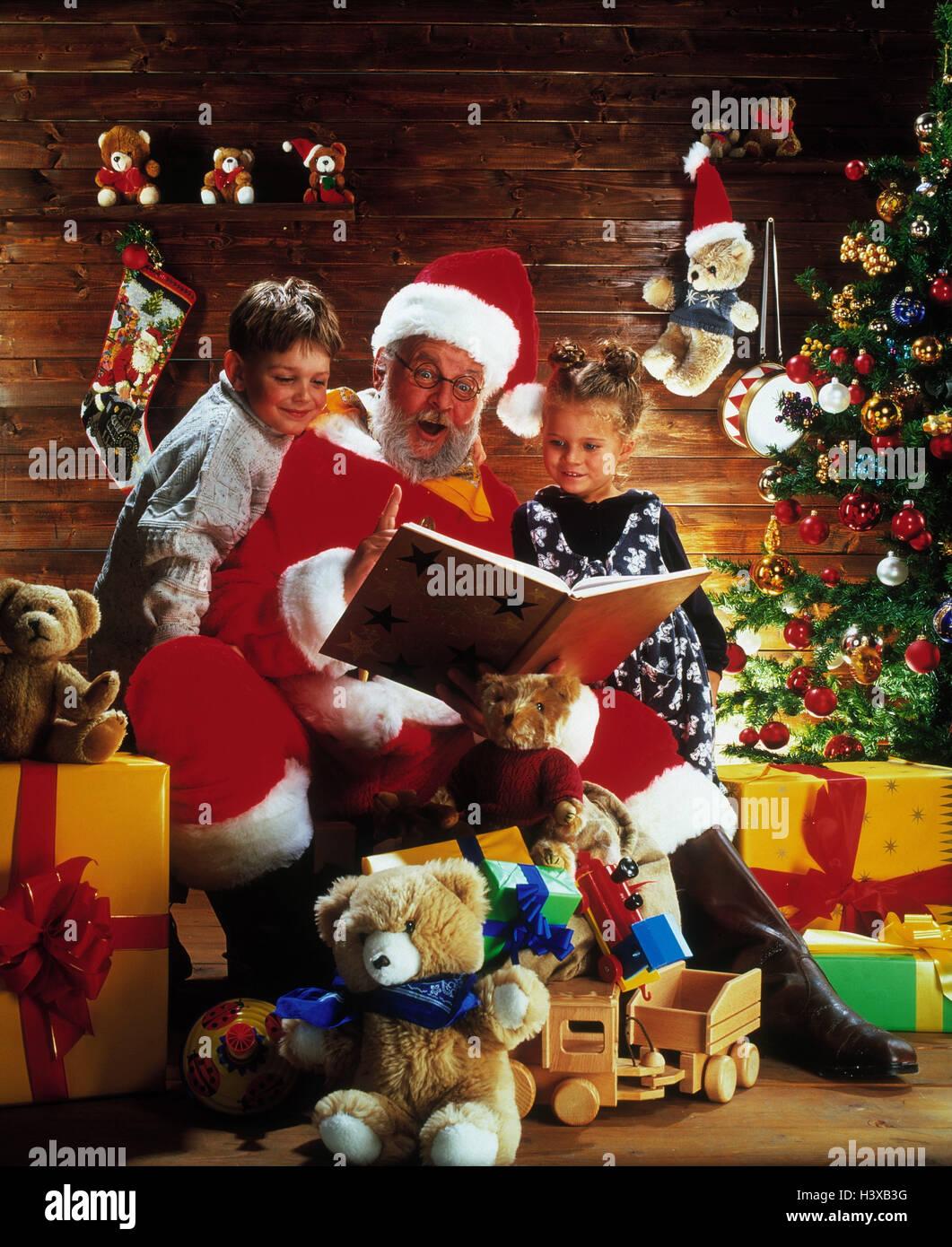 Buch Geschenk Weihnachten.Weihnachtsmann Kinder Buch Weihnachtsgeschichte Lesen