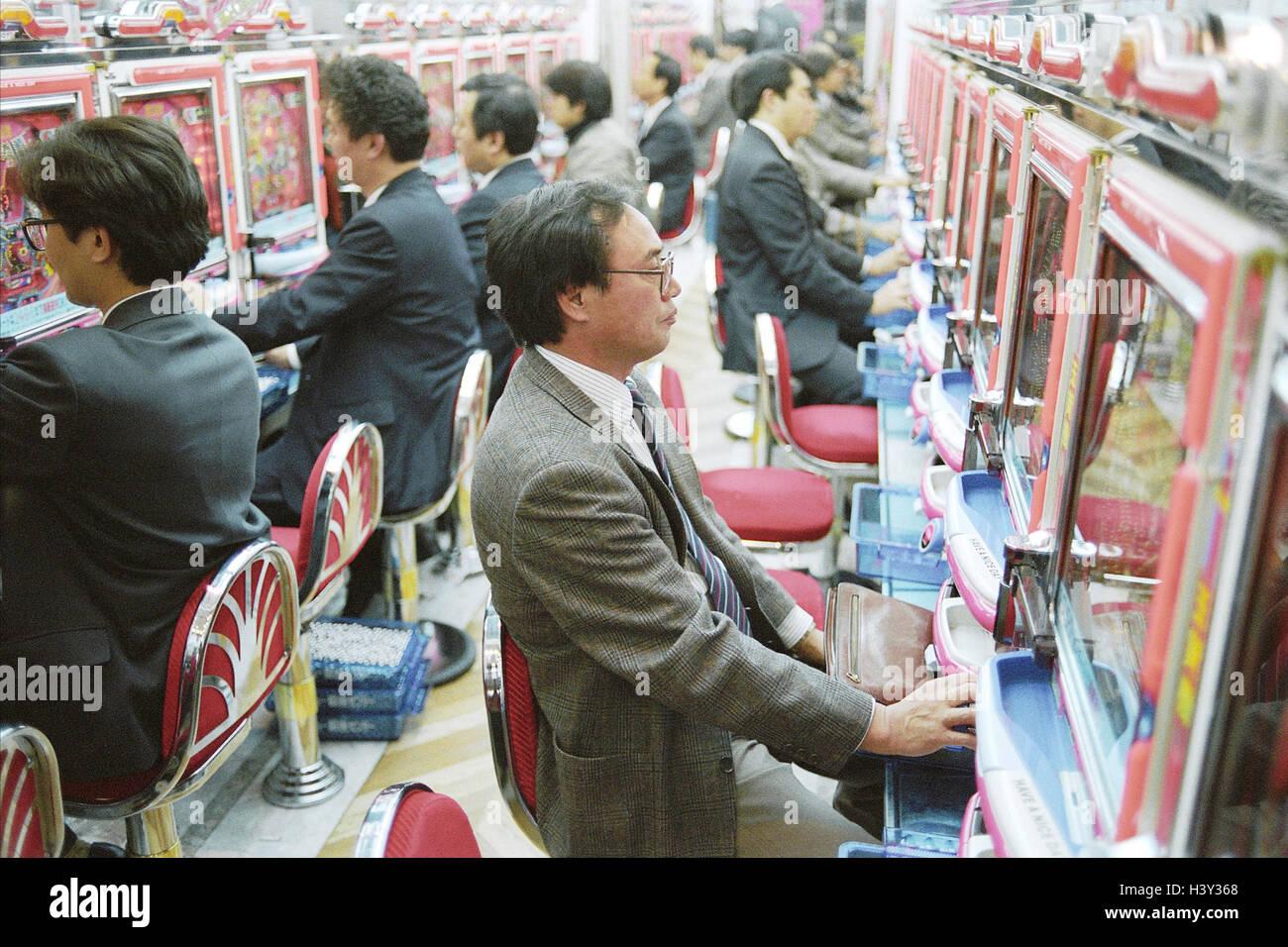 Spielsucht Manie