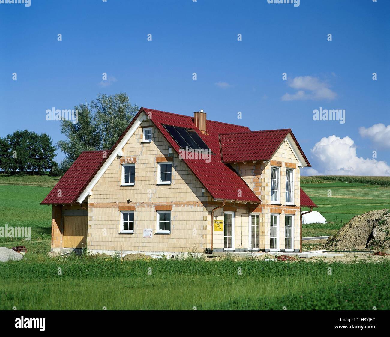 Neue Haus Bauen. Nicht Erst Seitdem Berhmte Architekten