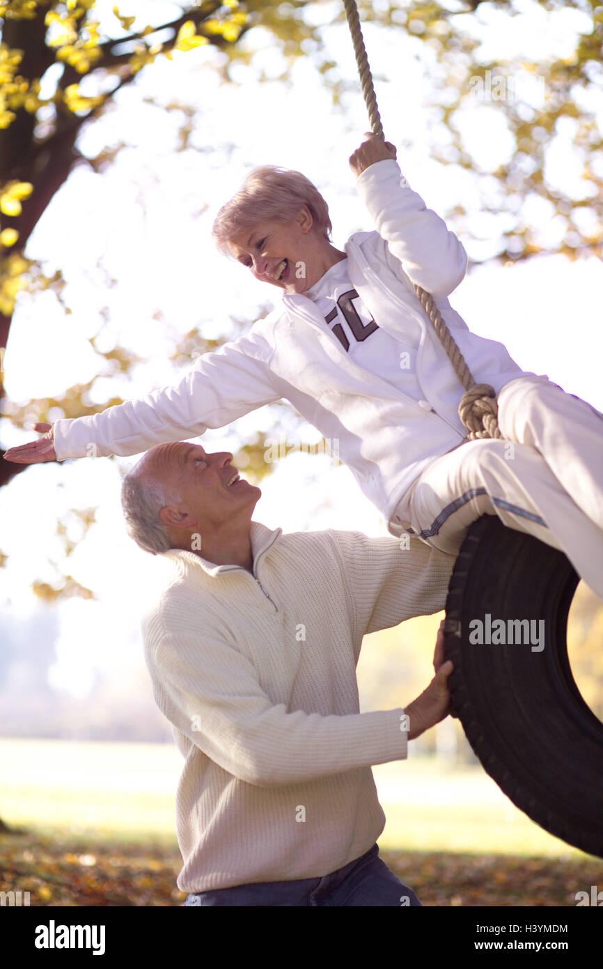Älteres Vergnügen