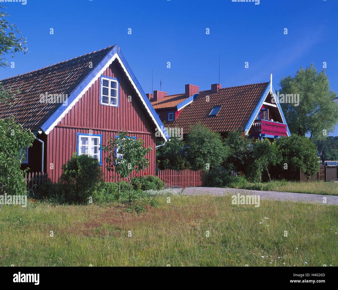 Cool Litauen Nida Wohn Huser Garten Europa Die Baltischen Staaten Lietuva  Lietuvos Respublika Holzhuser Holzfassade Fassade Bauweise With Garten Huser