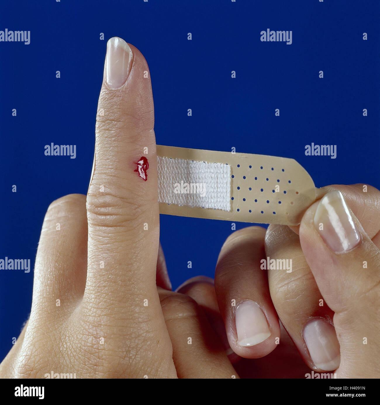zeigefinger verband