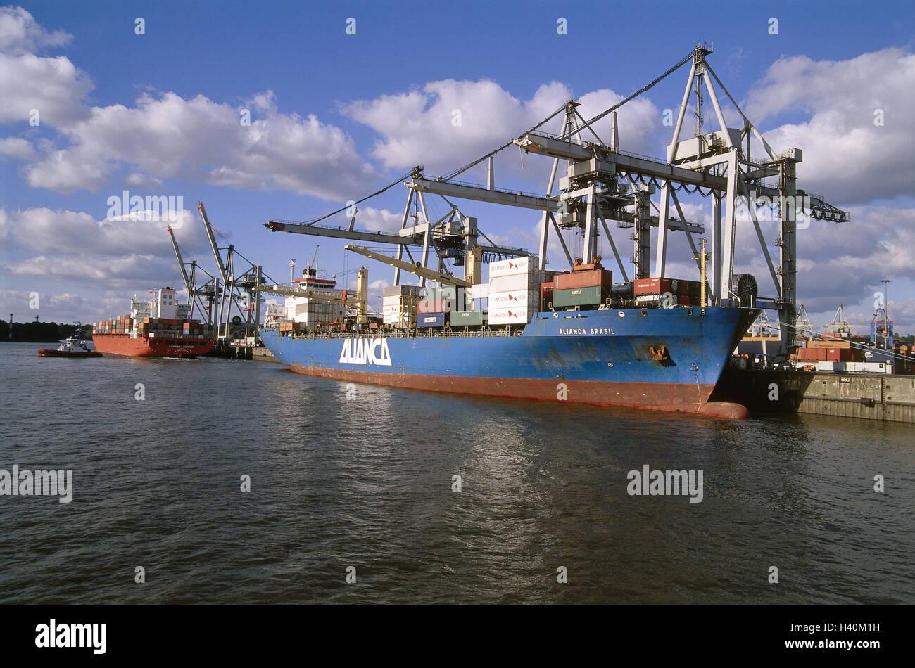 freighters stockfotos freighters bilder alamy. Black Bedroom Furniture Sets. Home Design Ideas