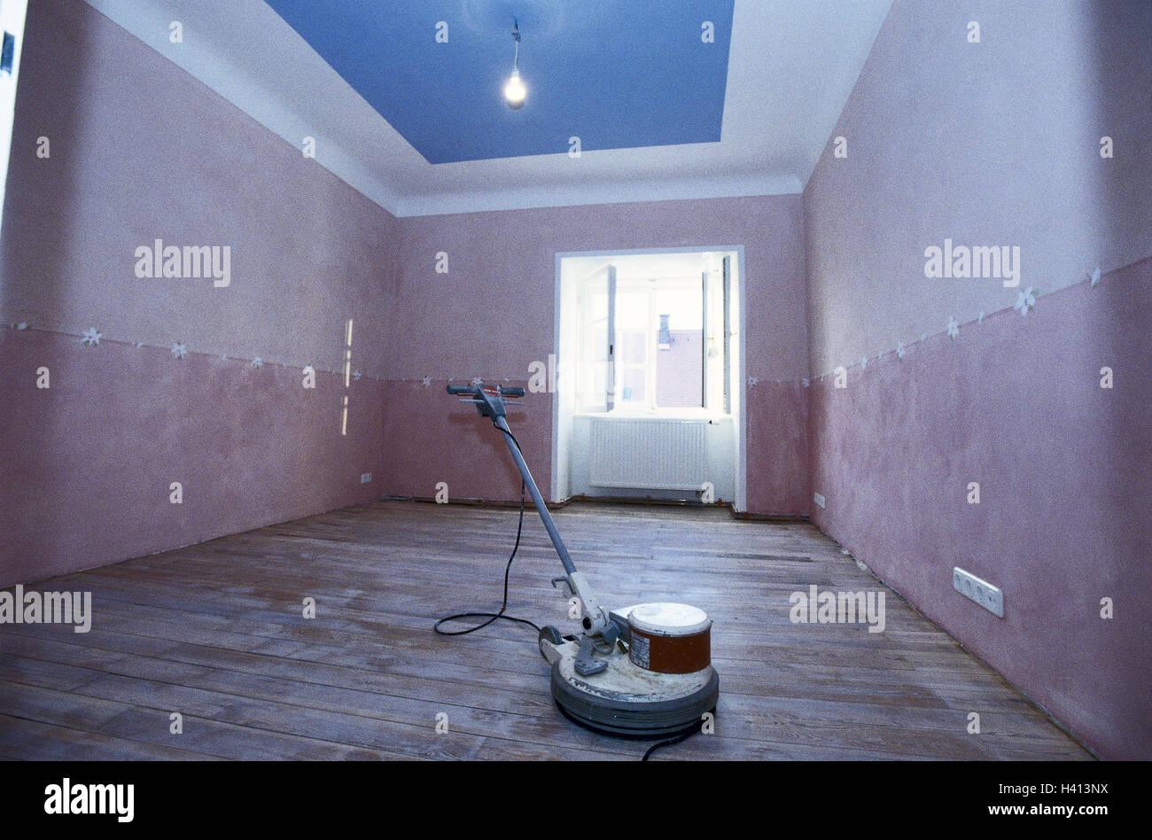 Holzfußboden Erneuern ~ Wohnraum renovierung parkett schleifen maschine eigenheim