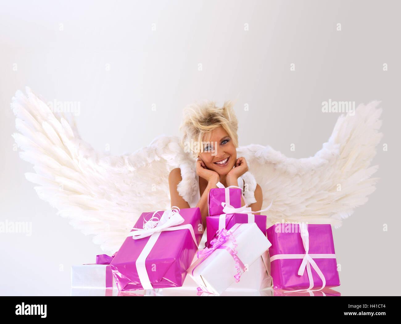 Weihnachten, Weihnachtsengel, Weihnachts-Arrangement ...