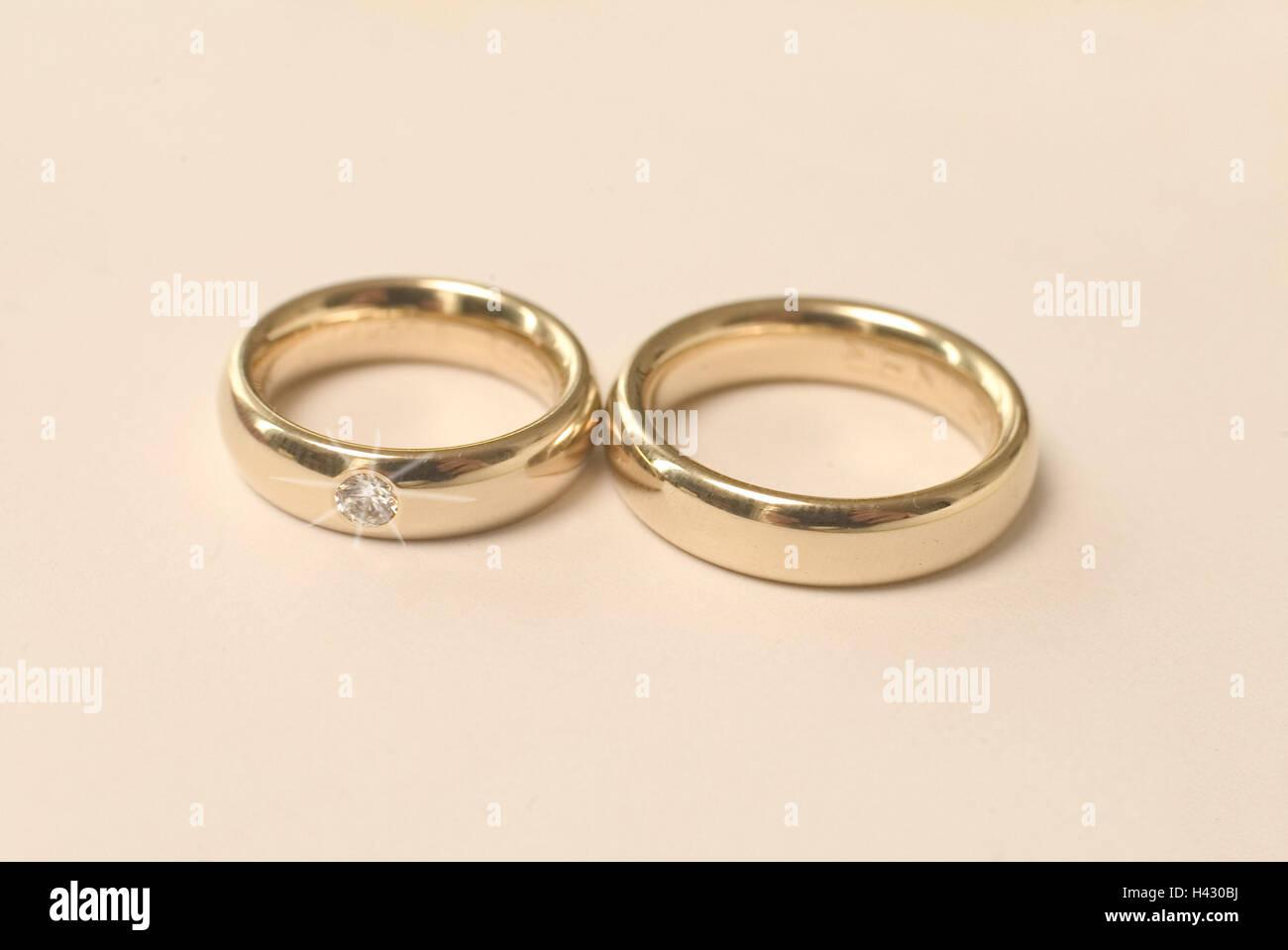 Bald Ringe Inge Ringe Hochzeit Gold Golden Goldene Ringe