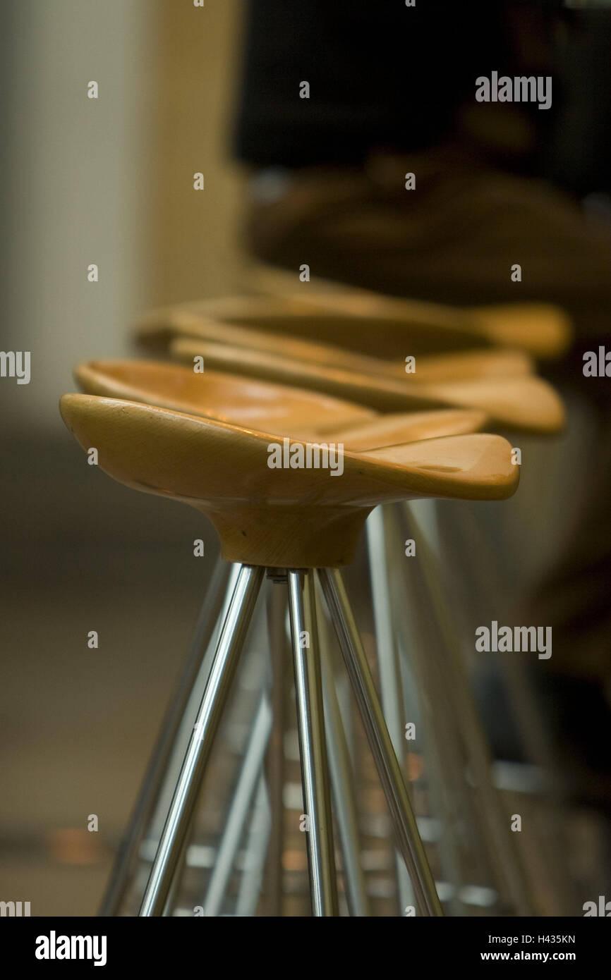 Theke Bar Hocker Detail Bar Bar Sitz Möglichkeiten Stühle