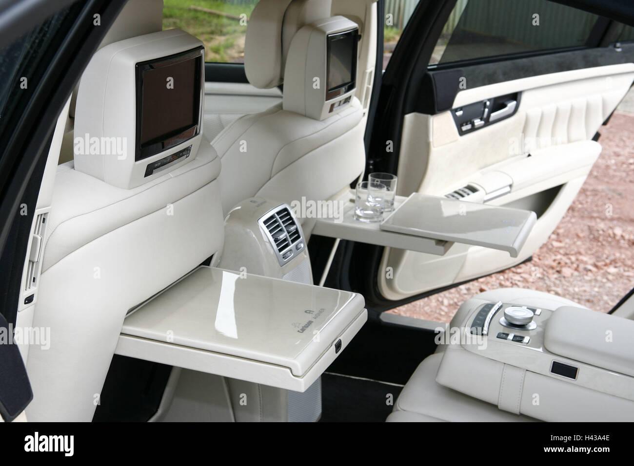 luxus autos carlsson aigner s klasse boden innen fahrzeug auto innenausstattung interieur leder innenausstattung edel exklusiv teuer luxus