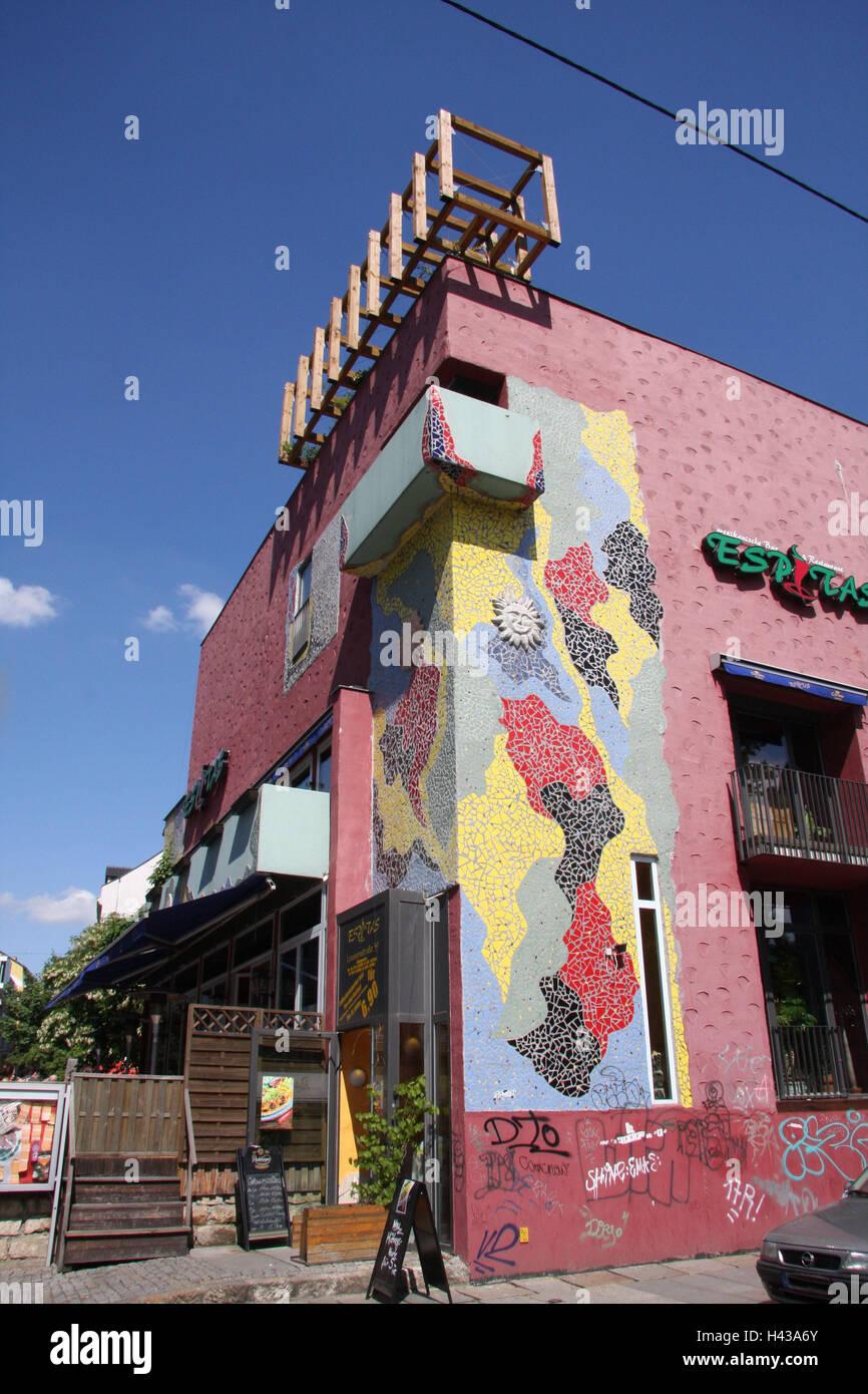 Wundervoll Hausfassade Modern Beste Wahl Deutschland, Sachsen, Dresden, Fassade, Lacke, Stadt, ,