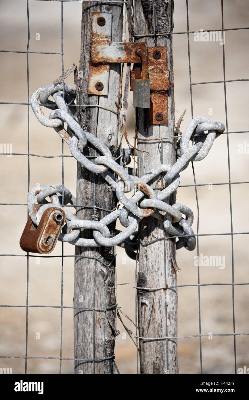 Wire Lock Stockfotos & Wire Lock Bilder - Alamy