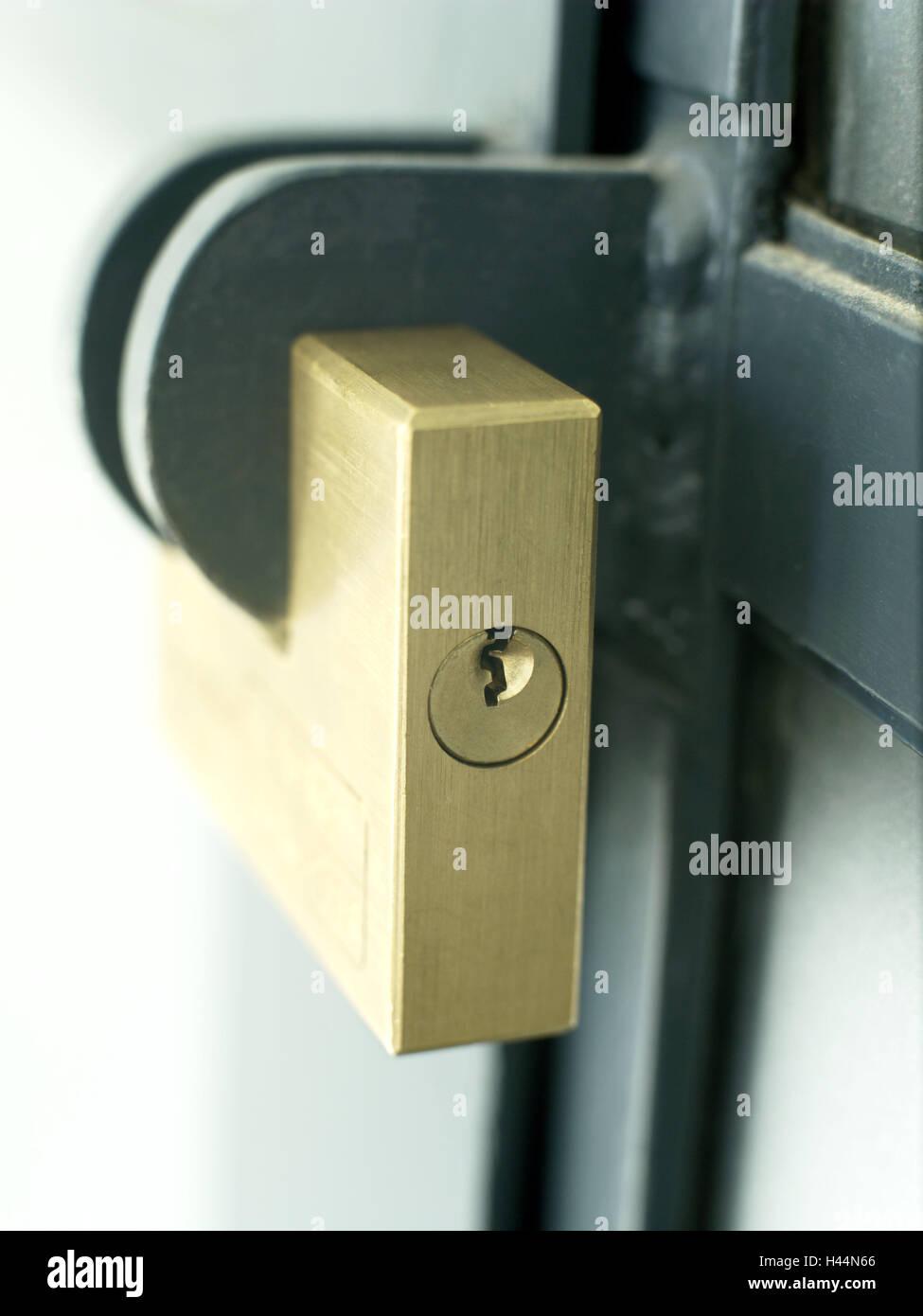 Türschloss Sicherheit sperren tür fertig einbruch schließen verschluss schutz