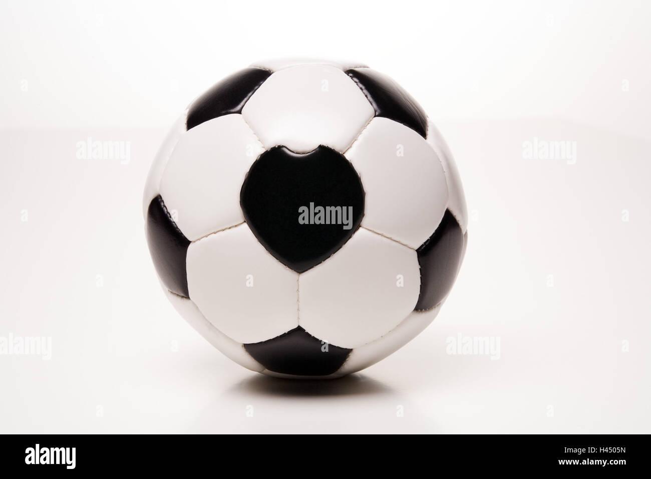 Fussball Leder Flecken Herzformige Ball Lederball