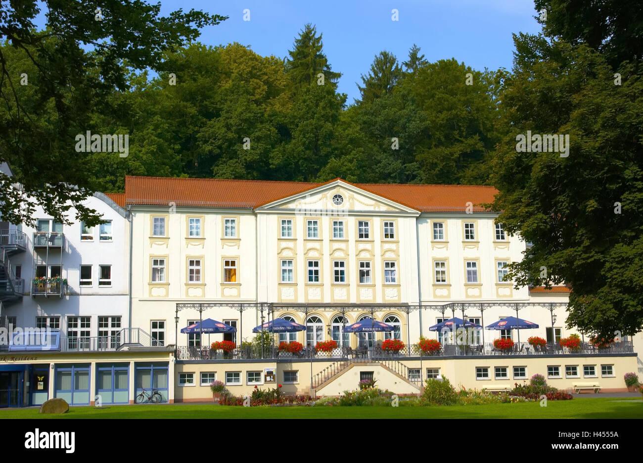 Deutschland Hessen Rhon Bad Salzschlirf Gesundheit Health