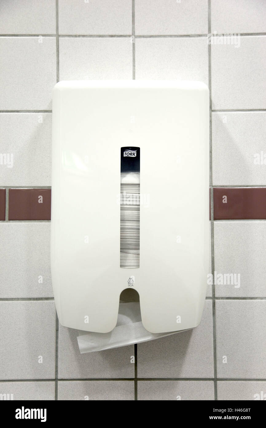 Hand Papier Montage Papier Hände Waschen Wäsche Innenaufnahme
