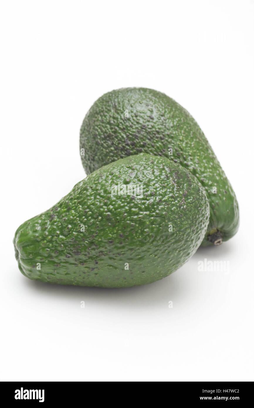 Avocados, Lebensmittel, Obst, Obst Gemüse, tropische Früchte, Farbe ...