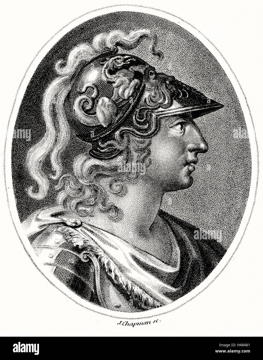 alexander iii of macedon Alexandros iii philippou makedonon (alexander the great, alexander iii of macedon) (356-323 bc), king of macedonia, born in late july 356 bc in pella, macedonia, one of the greatest military genius in history.