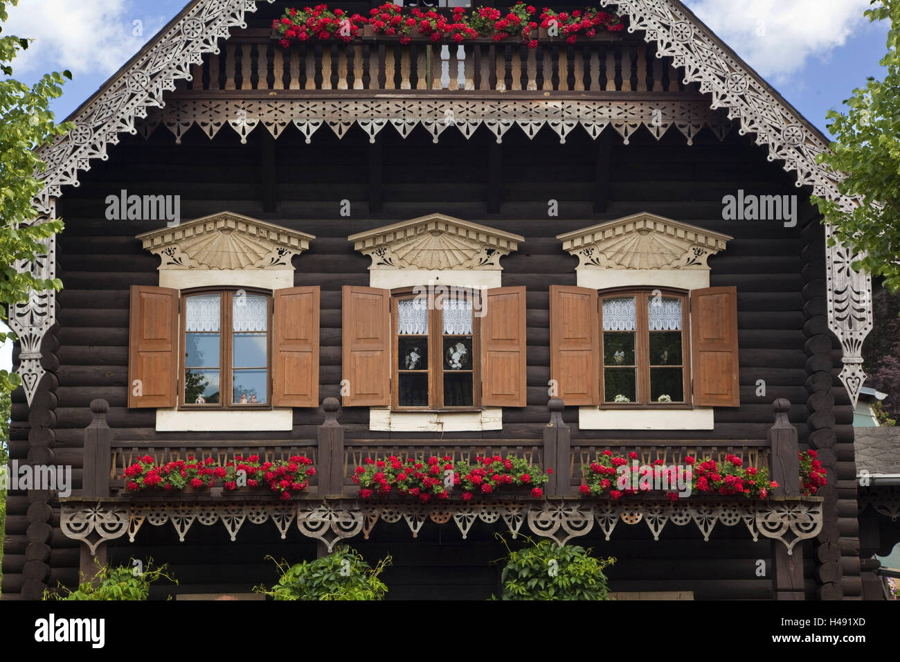 brandenburg village stockfotos brandenburg village bilder alamy. Black Bedroom Furniture Sets. Home Design Ideas